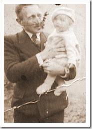 Grandpa and Mum